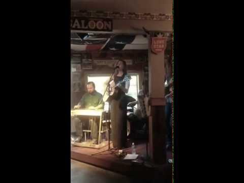 Rorey Carroll at Ginny's