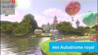 N64 - Autodrome royal — Mario Kart 8 Deluxe (musique)