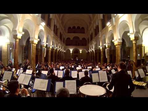 Shahrazad by Lebanese Philharmonic Orchestra - Conductor Lubnan Baalbaki