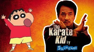 The Karate Kid By Shinchan - South Indianised Trailer | Put Chutney