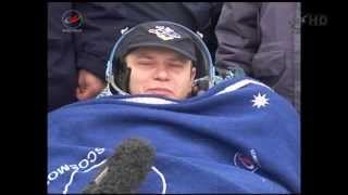 ISS Expedition 38 Soyuz TMA-10M Crew Lands Safely In Kazakhstan | Roscosmos | NASA