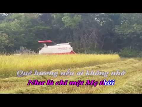 karaoke quê hương tại Xemloibaihat.com