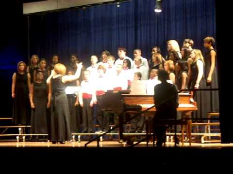 R Max Abbott School Chorus Dec 14, 2009