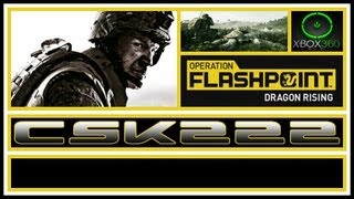 Operation Flashpoint Dragon Rising - Campaign - Mission 10 - Decapitation