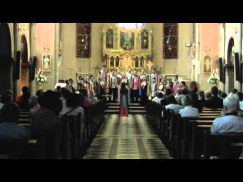 UP Concert Chorus | Alleluia (Ralph Manuel)  | 6th International Krakow Choir Festival 2015