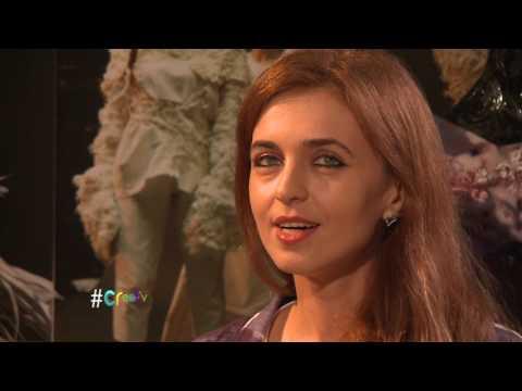 #creativ: Portret Alina Gurguţă, designer vestimentar (@TVR1)