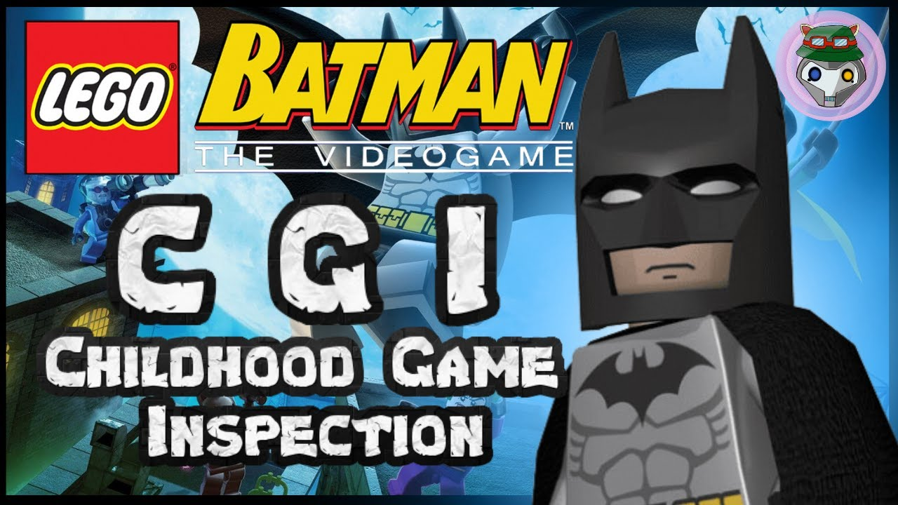 Lego Batman Review Childhood Game Inspection! - YouTube