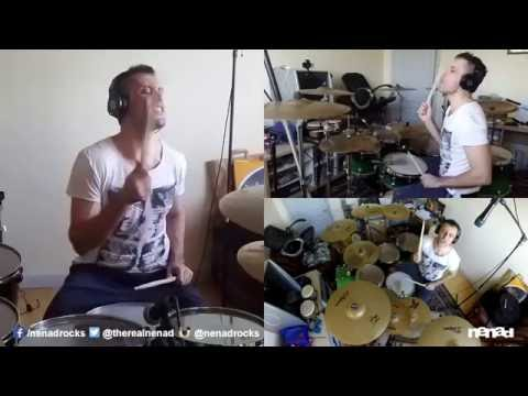 Nenad - Motorhead - Line In The Sand (DRUM COVER)