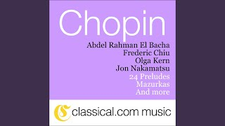 24 Preludes, Op. 28 - No. 24 in D minor: Allegro appassionato