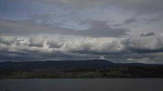 Lake Okanagan Time Lapse