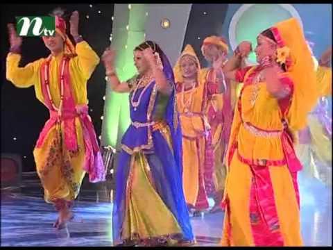 dance show l Projapoti mon