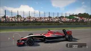 F1 2014 - Marussia F1 Team | Marussia MR03 Gameplay (PC HD) [1080p]