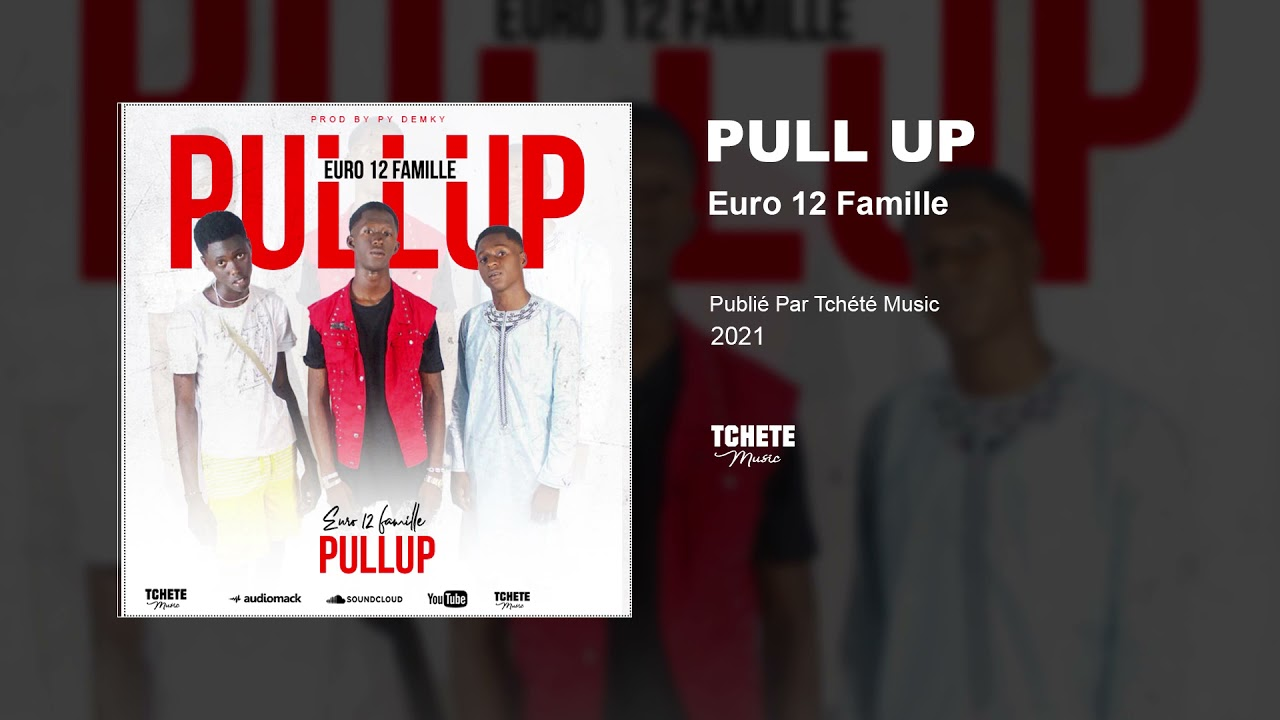 EURO 12 FAMILLE - PULL UP