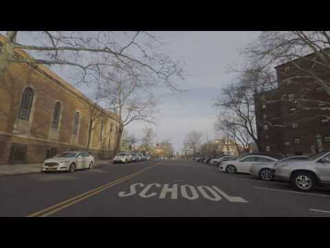 Bronxwood Ave Bronx New York City (NYC) USA 4K