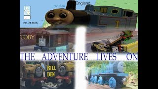Thomas & friends THE ADVENTURE LIVES ON - FULL FILM FEATURE
