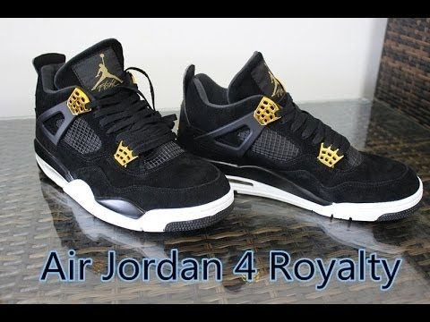 3c801c234cf8 JORDAN 4 ROYALTY DHgate REVIEW - YouTube