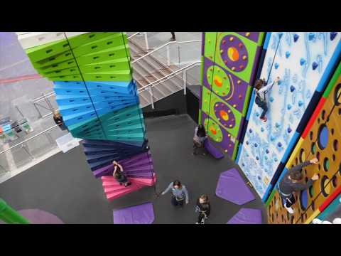 Clip 'n Climb - IFSC World Cup Edinburgh 2017