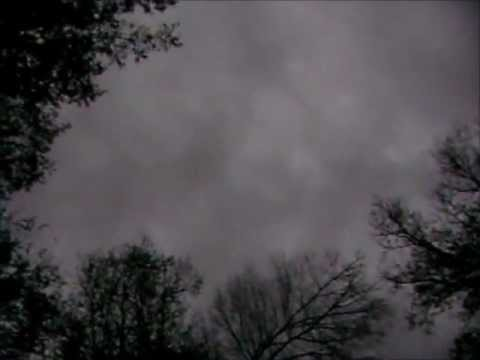 Hattiesburg, MS. Tornado approaching (February 10, 2013) & other severe weather incidents in the