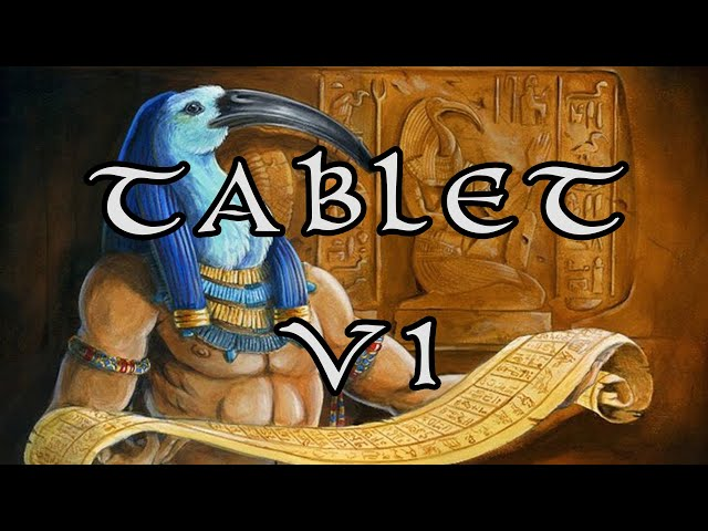 The Emerald Tablets of Thoth - Tablet VI: The Key of Magic