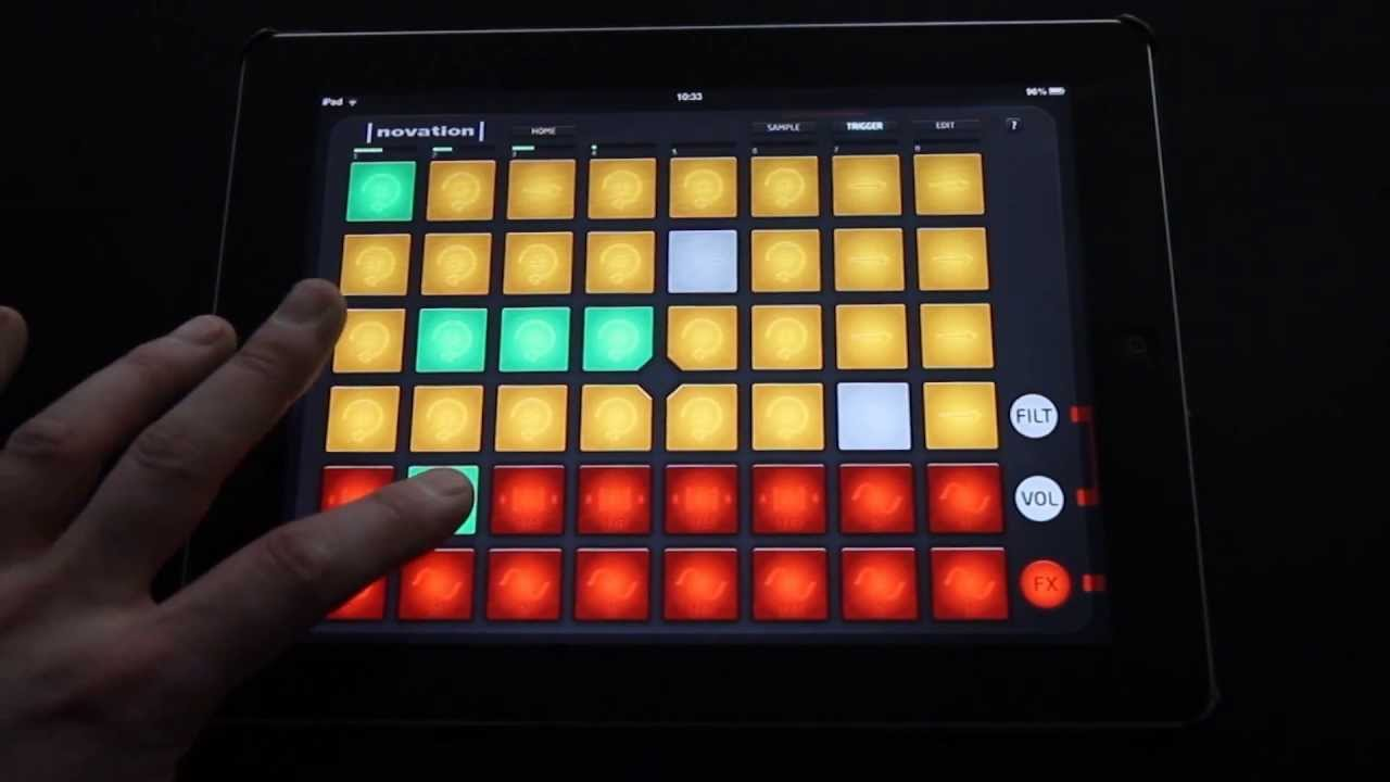 Novation Launchpad S iPad App for the Ableton Live Controller Overview |  Full Compass