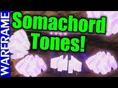 Warframe - How to Find Somachord Tones and Unlock Your Personal Quarters!