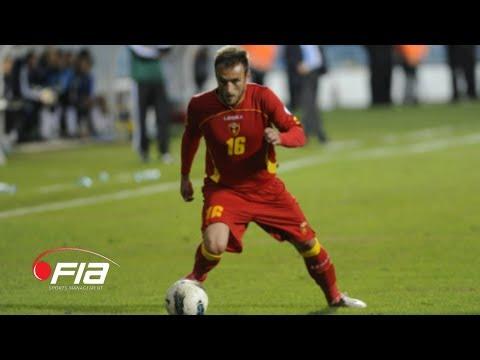 Blažo Igumanović - 2014 Goals - Rudar Pljevlja - Montenegrin First League