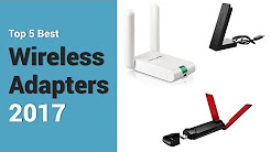 Top 5 Best Wireless Adapters |  Best Wireless Adapters for Gaming