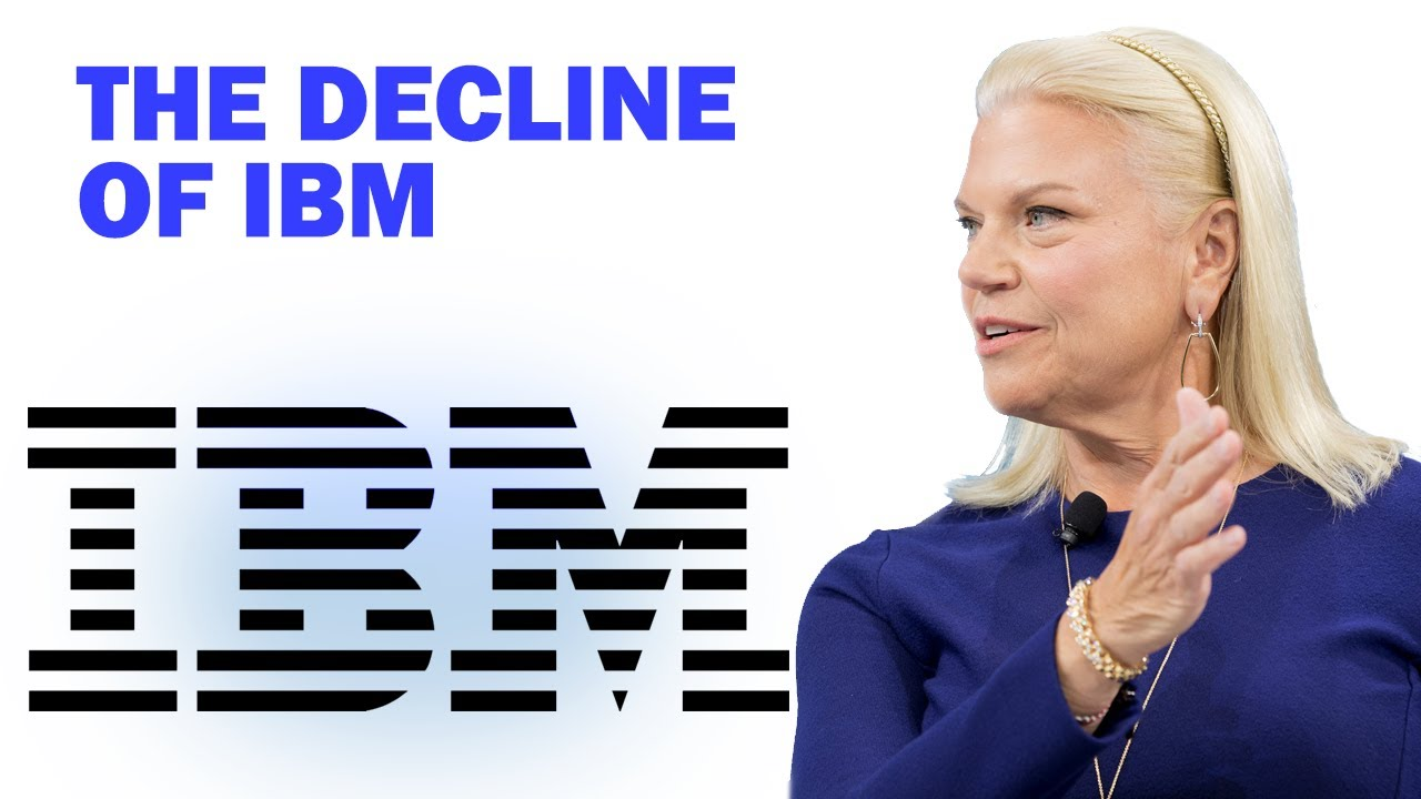 IBM Stock Is Tumbling Because Software Revenue Disappointed