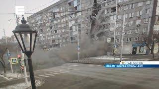 Автор видео падения метеорита в Красноярске рассказал зачем выложил его в сеть