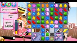 Candy Crush Saga Level 394 - 3 Stars - No Boosters Used