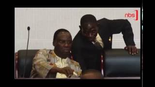 Emotions as Ex Ministers Hand Over