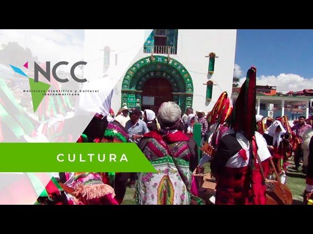 Carnaval de San Juan Chamula, donde se fusiona la cultura maya y religión