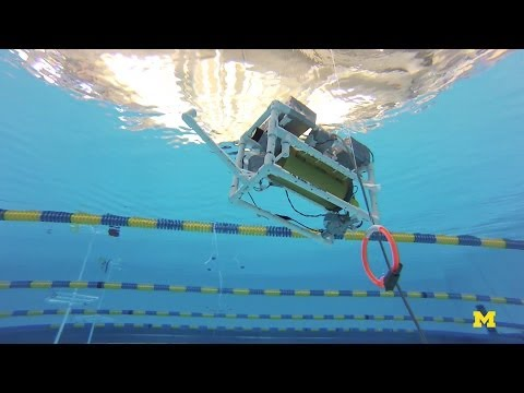 Engineering 100: Underwater Vehicles