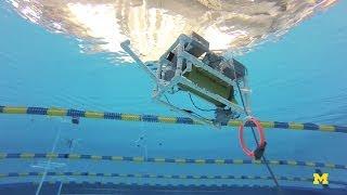 Engineering 100: Underwater Vehicles