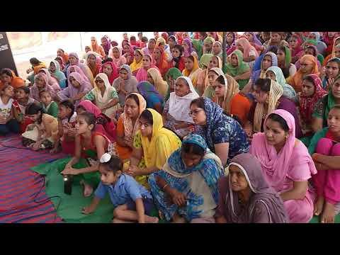 Satsang Baba Bal ji Maharaj (Radhe Radhe aashram kiratpur sahib mein )