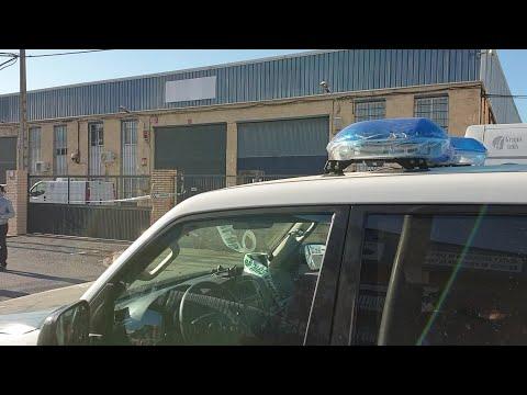 Operación de la Guardia Civil en Magrudis