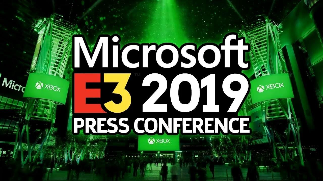 Microsoft E3 2019 Press Conference Banjo Kazooie 2020