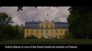 Svartå Manor, Mustio Finland