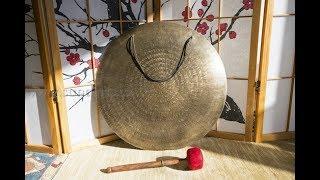 Tibetský Tepaný Gong 55 cm - Sundaris Musical Instruments