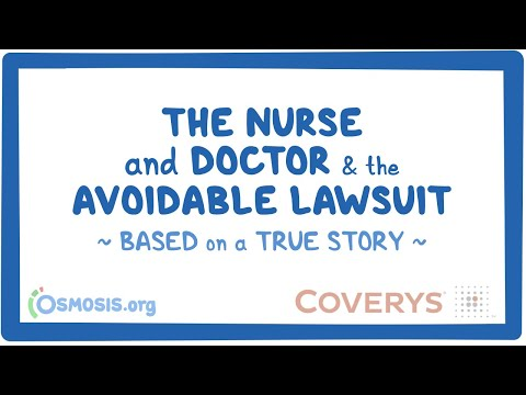 The Nurse And Doctor - Avoidable Medical Malpractice Case
