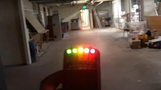 Ghost hunting at the Biltmore Hotel when our EMF K2 meter goes crazy