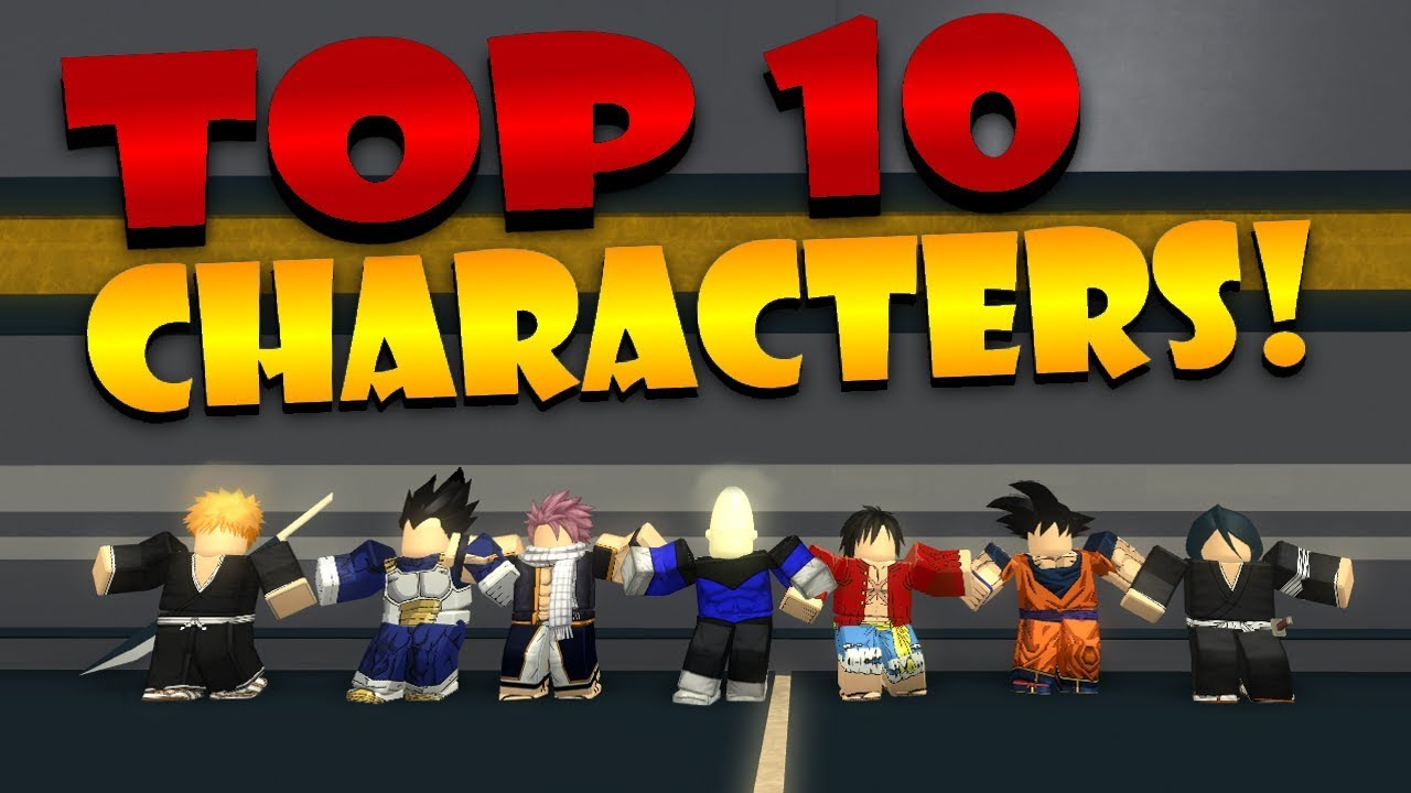 Roblox Anime Cross 2 Meliodas Top 10 Characters In Anime Cross 2 Roblox Anime Cross 2 Nomis Let S Play Index