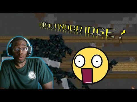 Cave Spider Roller Coaster - Animation vs. Minecraft Shorts Ep. 14! REACTION!!!