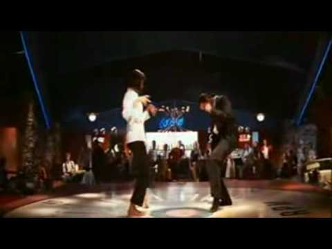 Pulp Fiction - You Never Can Tell - YouTube