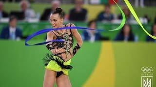 Анна Ризатдинова - бронзовый призер Олимпийских игр в Рио-де-Жанейро