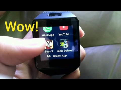 QW09 Smartwatch review that costs RM144! ($35)