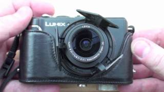 JJC ALC3 LX3 Lens Cap Mod - To Fix Vignetting