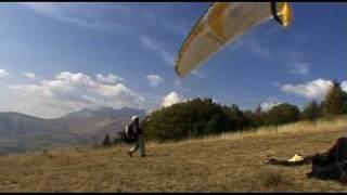 Site de parapente de La Croupe Hautes-Alpes