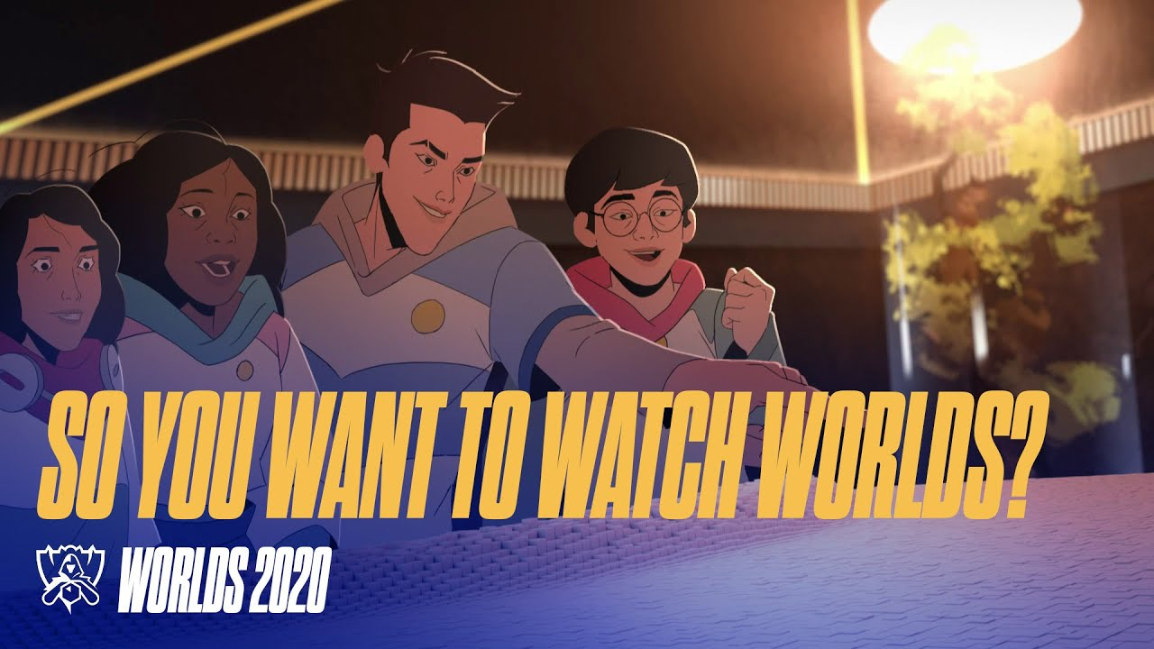 So you want to watch Worlds? | Worlds 2020 - League of Legends