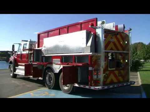 Halifax HRM/ Camions Carl Thibault inc.